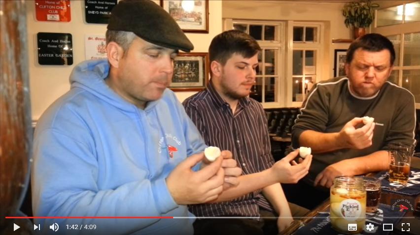 Untitled - Pickled Egg Videos